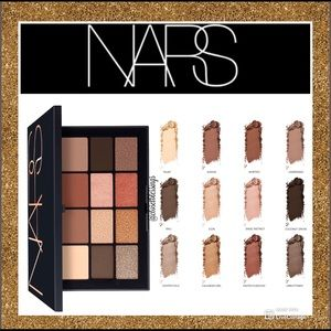 "NARS LIMITED EDITION ""SKIN DEEP EYE PALETTE"""